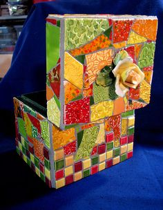 Flower box | by Virginia Mosaics