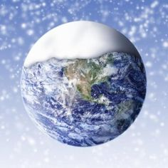 """In the film """"The Day After Tomorrow,"""" the world enters the icy grip of a new glacial period within the space of just a few weeks. New research shows this scenario may not be so far from the truth after all."""