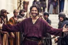 Exclusive Video: See a Sneak Peek of NBC's A.D.: The Bible Continues AD The Bible Continues  #ADTheBibleContinues