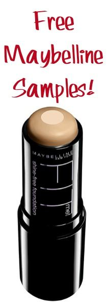 FREE Maybelline Foundation Samples ~ AWESOME ~ Just ordered mine, cant choose color, but i love free!