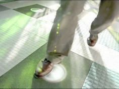 Pavegen: Generating energy from footsteps is a green source which we need to develop more