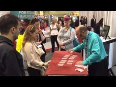 Trade show magic by Mark Lewis, Magician. Trade Show, The Magicians, Presentation, Messages, Pictures, Photos, Text Posts, Text Conversations