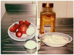 Omelet de frutas | wonder fit women
