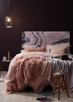 Pinspiration: a grown-up pink bedroom   Temple & Webster blog