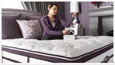 900 density Beautyrest® Pocketed Coil® springs, coupled with new Beautyrest® Smart Response™ Pocketed Coil® technology, provide motion separation and individualized back support. Sleep Well, Mattresses, Daily Deals, Kansas City, Cool Things To Buy, Aesthetics, Classic, Cool Stuff To Buy, Derby