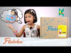 Flintobox Ocean Explorer Unboxing, Review and How To : Educational Subscription…
