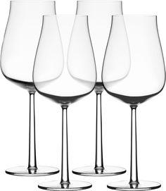 Iittala - Essence Plus Wine glass 65 cl 4 pcs - Iittala.com