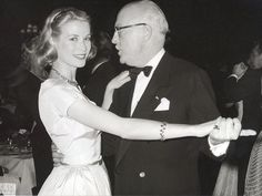 Grace and her father-in-law