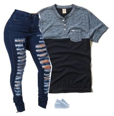 Untitled #699 by prettygirlnunu on Polyvore featuring Hollister Co., adidas, women's clothing, women's fashion, women, female, woman, misses and juniors
