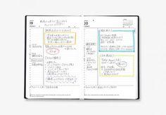 EDiT わたしの使い方|EDiT〔エディット〕:人生を編集する、手帳とノート