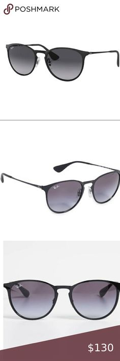Ray Ban OFF!>> Ray bans Sunglasses Blue grey ray ban glasses Worn- a few small scratches but not noticeable when wearing Comes with black case Other Ray Ban Glasses, Ray Ban Sunglasses Outlet, Blue Grey, Ray Bans, Stylish, Diy Design, How To Wear, Fashion Outfits, Accessories