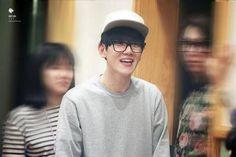 "Exo - Baekhyun ""You smile is flawless <333"""