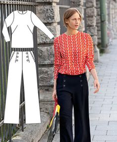 Featured Sewing Patterns