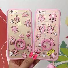 Kanahei Piske&Usagi iphone case