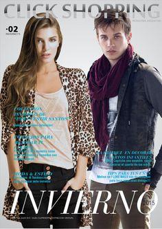 CLICK SHOPPING  Revista de moda & tendencias temporada invierno#15