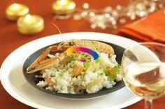 Risotto con scampi e finocchi | Cucinare Meglio