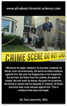 http://www.all-about-forensic-science.com/crime-scene.html Click on image or see following link to access content and resources relating to all aspects of Crime Scene Investigation. http://www.all-about-forensic-science.com/crime-scene.html