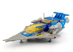This Lego set was one of the highlight toys of my childhood. Still try to rebuild it every now and then with the parts left in my parents' basement!