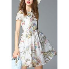 Fashion retailer with hundreds of famous independent clothing designer, connecting your fashion needs with the designers. Independent Clothing, Flower Skirt, Dress P, Flare Dress, Short Sleeve Dresses, Mini Dresses, Designer Dresses, White Dress, Cute Outfits