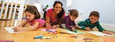 Flexible, quality childcare at just $355 per week