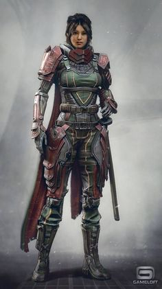 Pin by J O on shadowrun Cyberpunk character, Sci fi characters armored jumpsuit woman - Woman Jumpsuits Star Citizen, World Of Warcraft, Gangsters, Medieval Combat, Armadura Cosplay, Arte Ninja, Arte Cyberpunk, Female Armor, Female Soldier