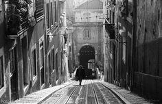 Série de fotos criadas na Europa, em 1992 com câmera analógica e filme preto e branco.