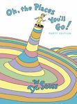 Oh, the Places You'll Go! by Dr. Seuss (1990, Hardcover) Image