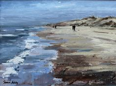 Atlantic Coastline, 12 x Oil France, Water, Outdoor, Oil, Gripe Water, Outdoors, French, The Great Outdoors, Aqua