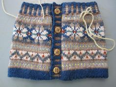 Tips for choosing colors for Fair Isle projects