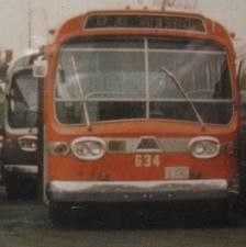 "WMA Bus Lines served Washington and southern Prince George's County Maryland. In the late-1960s they replaced their aging fleet of White Motor Coaches with GMC ""new look' buses."