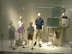 visual merchandising display mens | Visual Merchandising on Behance