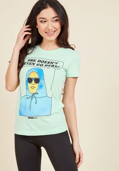Can't Help It I'm So Popular T-Shirt in XXL, #ModCloth