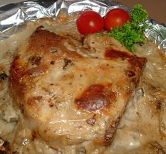 Pork Chops Casserole. Quick, easy weeknight dinner. Pork was way too tough and bland. Potato's were good though