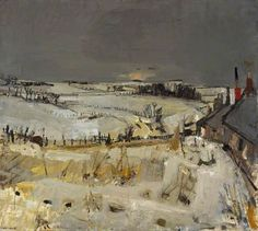 Joan Eardley, Snow