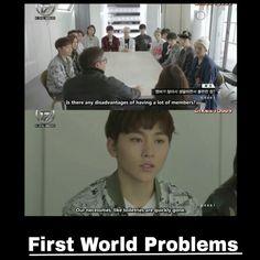 """the toilets are quikly gone"" #seventeen #pledis #seungkwan #woozi #dino #hoshi #mingyu #wonwoo #dk #the8 #s.coups #jun #jeonghan #vernon #kpop #meme"