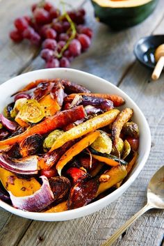 Perfect Roasted Veggies - Lexi's Clean Kitchen