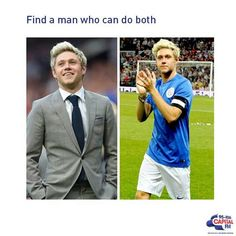 And Niall Horan is that man ;)