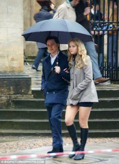 X-Men First Class/ James McAvoy & Jennifer Lawrence