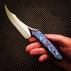 ArtStation - Art knife, Olaf Anderson