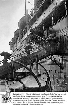 Pictures Titanic 1912 Before Sank | caption titanic 1912 sank 14 15 april 1912 the last stop of