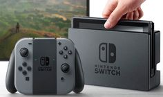 Nintendo revela oficialmente su próxima consola: Switch | unocero