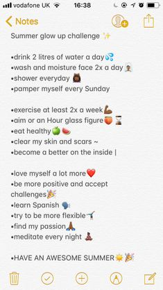 workout routine hoe tips Summer glow up Glo Up, Beauty Tips For Glowing Skin, Health And Beauty Tips, The Glow Up, Vie Motivation, Glow Up Tips, Baddie Tips, Life Hacks For School, Self Care Activities