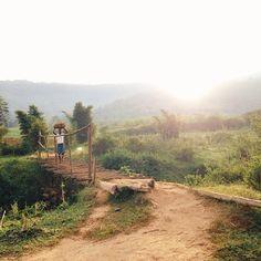 Early morning Rwanda through the eyes of Chris Ozer