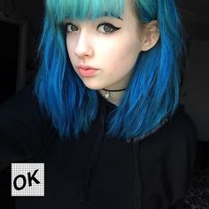 Xoe Arabella ჻ 。⋆ (@_bluehairdontcare) • Instagram photos and videos ❤ liked on Polyvore featuring xoe arabella
