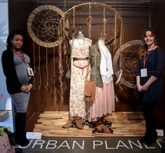 Urban Planet, 'Art of Display' Visual Merchandising Exhibition at Redefining Design 2014. The School of Fashion at Seneca College. #RedefiningDesign