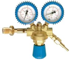 Ρυθμιστές πίεσης μανόμετρα : Ρυθμιστής πίεσης οξυγόνου Welding, Soldering, Smaw Welding