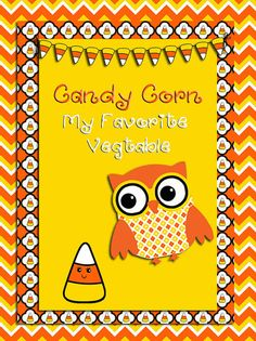 50% OFF TODAY Candy Corn Clip Art Owl by DigiScrapDelights