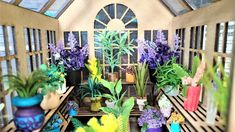 Greenhouse Plants, The Creator, Miniatures, Minis