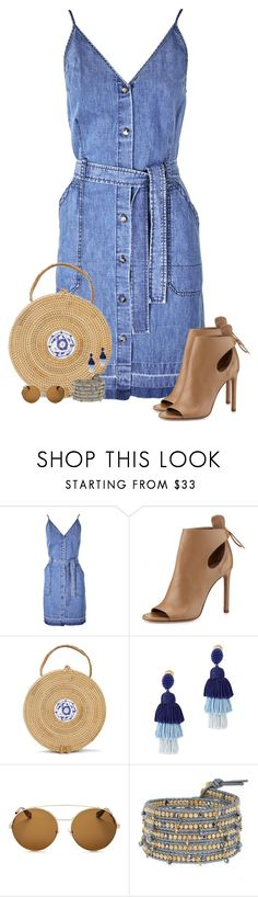 """""""Summer Booties"""" by sherry7411 ❤ liked on Polyvore featuring J Brand, Vince, Oscar de la Renta, Givenchy, Chan Luu, polyvoreeditorial, polyvorecontest and summerbooties"""