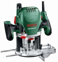 Horní frézka Bosch POF 1400 ACE Půjčovna